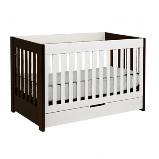 Babyletton Mercer Two Tone Crib So Cute And Modern For My First