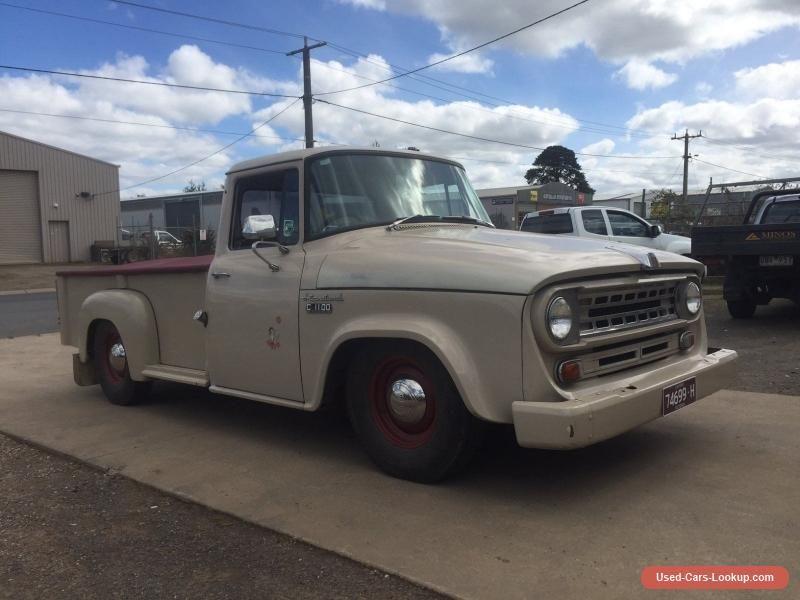 1968 C1100 International Pickup Chev Ford Holden Truck #holden ...