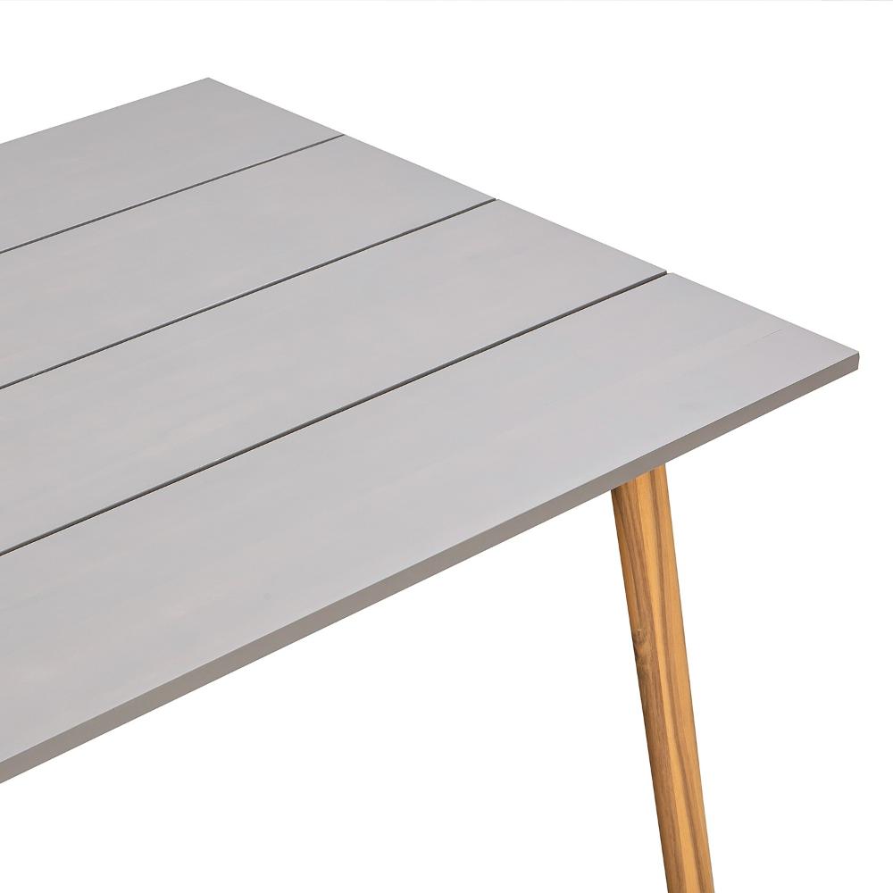 Gartentisch Lindholm I Akazie Massiv Fashion For Home Gartentisch Tisch Alte Mobel