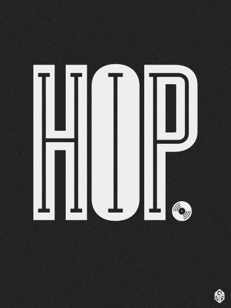 Hip Hop By Cdr Typography Inspiration Typography Design Typography