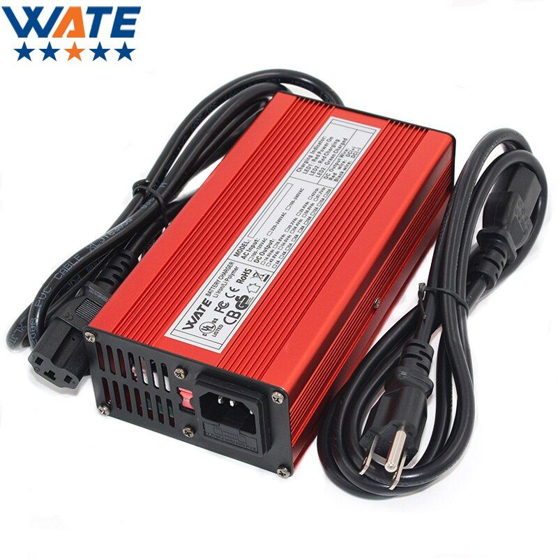 84V 3A Charger 72V Li ion Battery Smart Charger Used for 20S