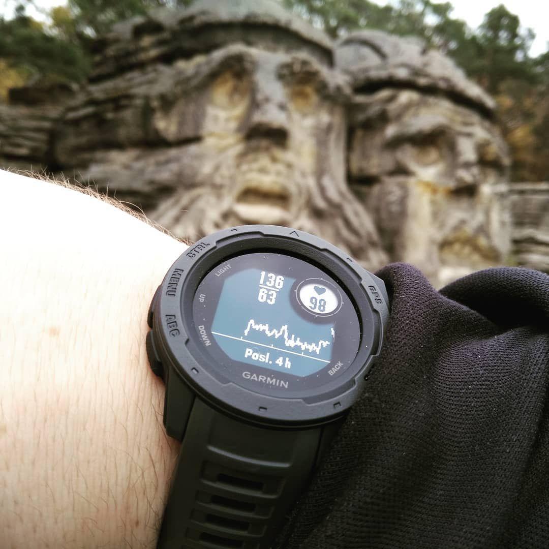 Garmin Instinct | Technologies | Watches, Smart watch