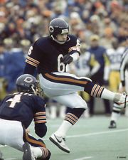 Kevin Butler 1985 Chicago Bears 8x10 Photo 1985 Chicago Bears Chicago Bears 8x10 Photo