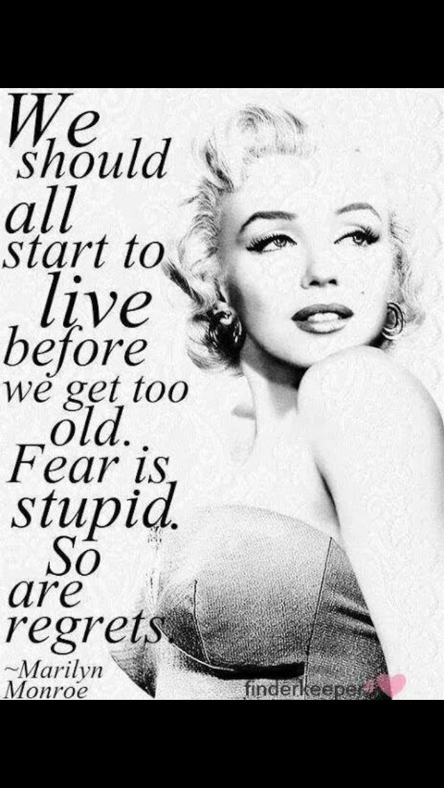 10 Famous Quotes From Great Women In History Marilyn Monroe