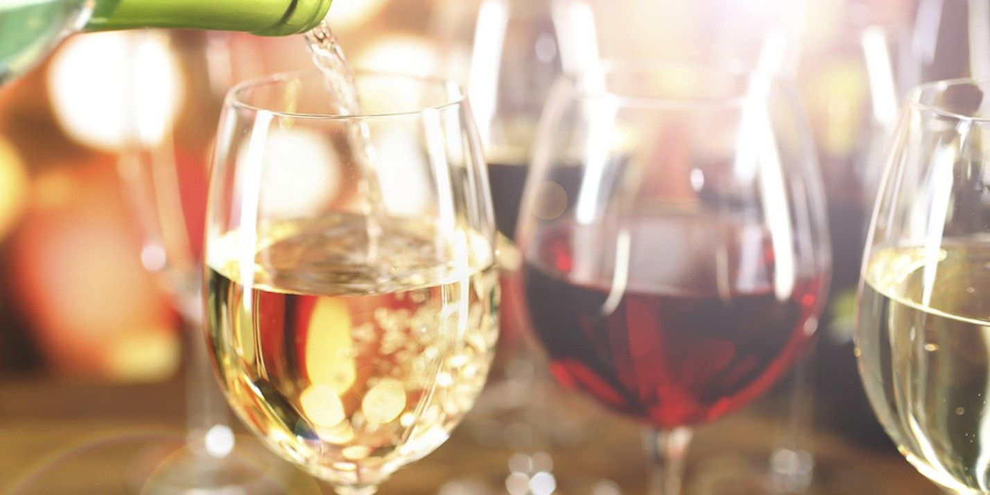 koolhydraten rode wijn