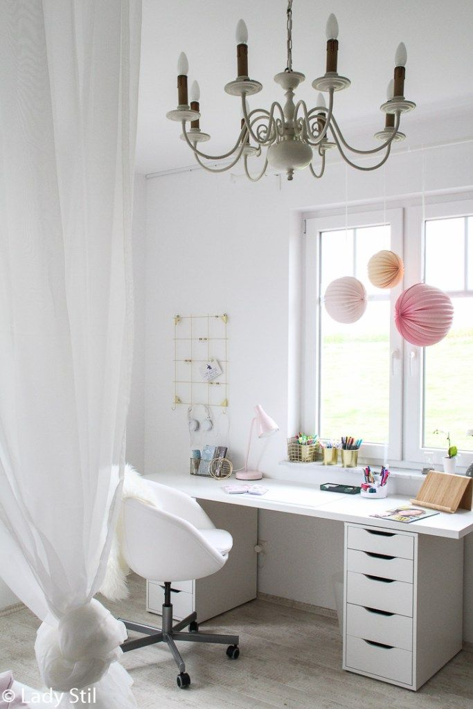 Makeover Mädchen-Kinderzimmer | Zimmer mädchen, Zimmer ...