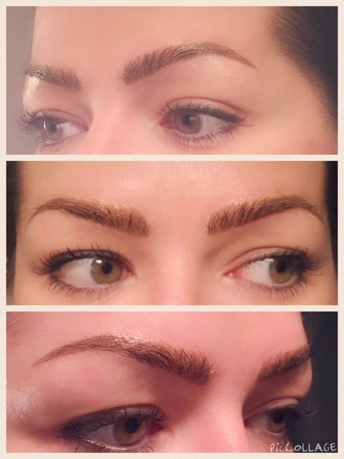 Super Fluffy Microblading Eyebrow Tattoo Www Semipermanentmakeup Me Semipermanentmakeupbyniaome Eyebrowembroidery