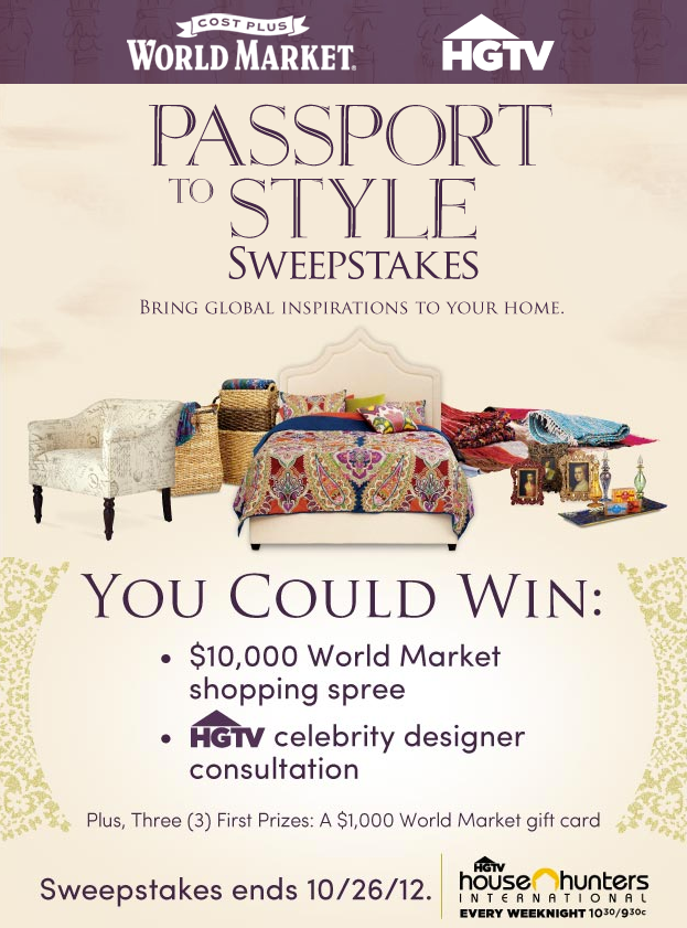 International global sweepstakes