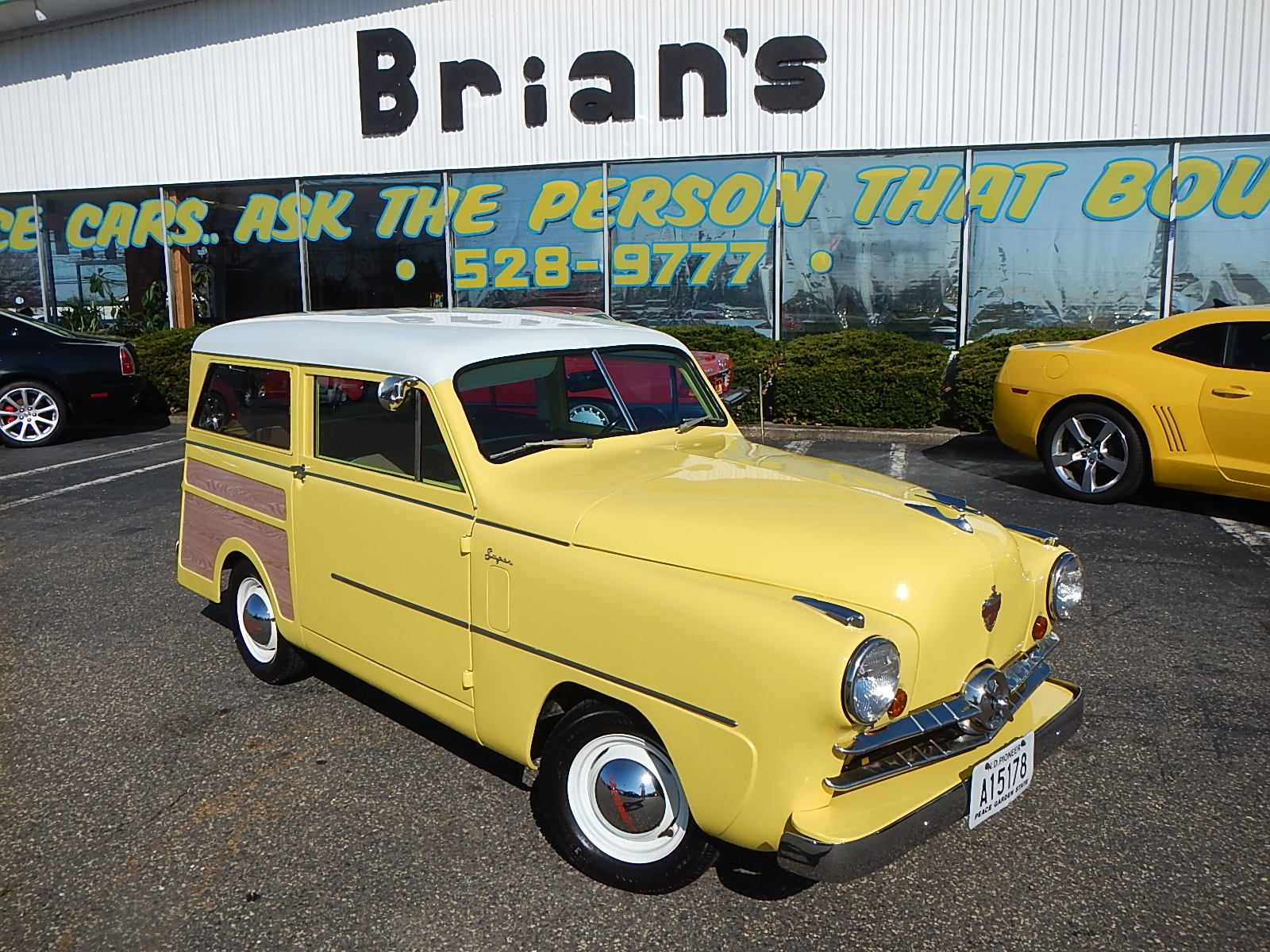 Used 1951 Crosley Super Station Wagon For Sale | Manasquan NJ ...
