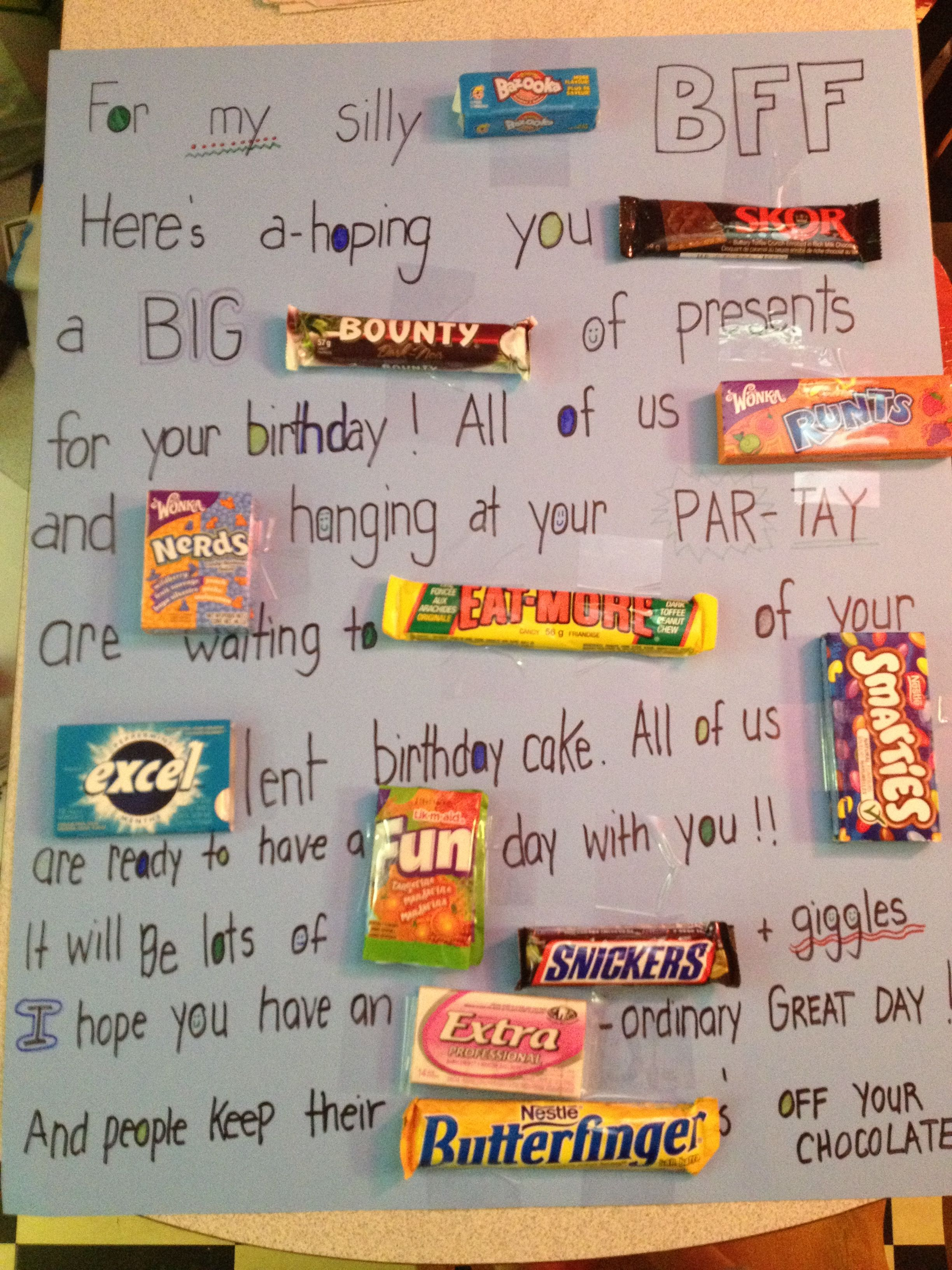 Coolest Homemade Birthday Card Great For Kids Big And Little