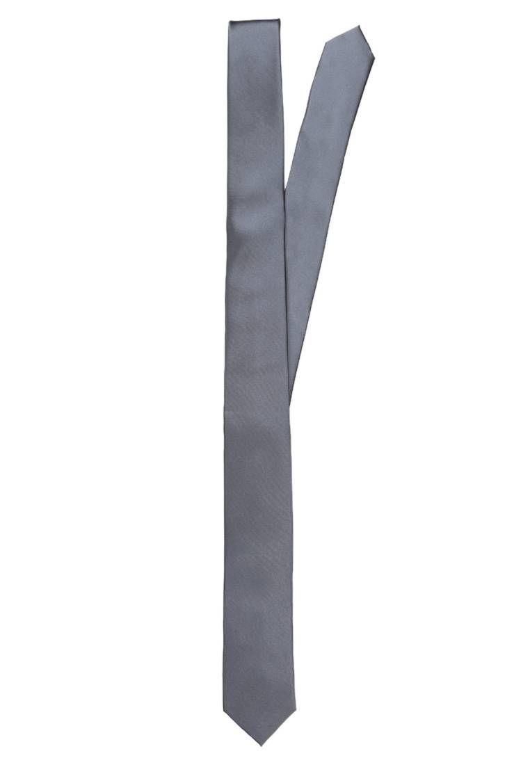 Calvin Klein. Cravatta - grey. Avvertenze:Lavaggio a secco possibile. Composizione parte posteriore:100% Seta. Lunghezza:147 cm nella taglia One Size. Larghezza:5 cm nella taglia One Size. Fantasia:monocromo