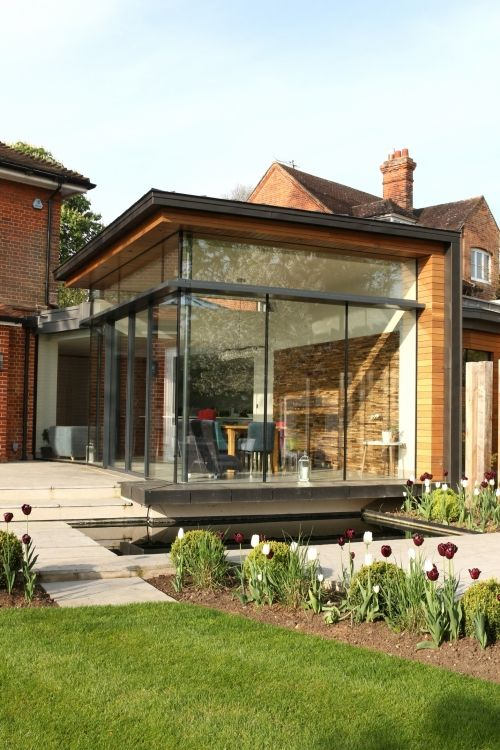 Glass Infill Photo Gallery: Image Result For Glass Infill For Grade 2 Listed Building