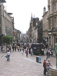 Buchanan Street - the Style Mile