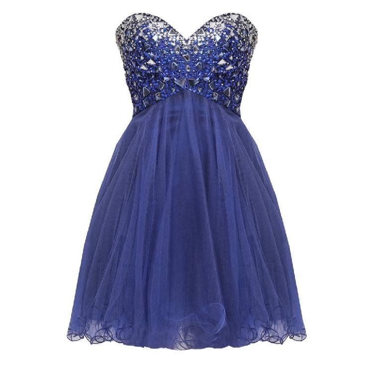 Cocktailkleid / festliches Kleid - blue by Luxuar Fashion | AMAZE ...