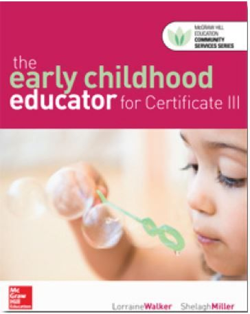The Early Childhood Educator for Certificate III | book | Pinterest ...