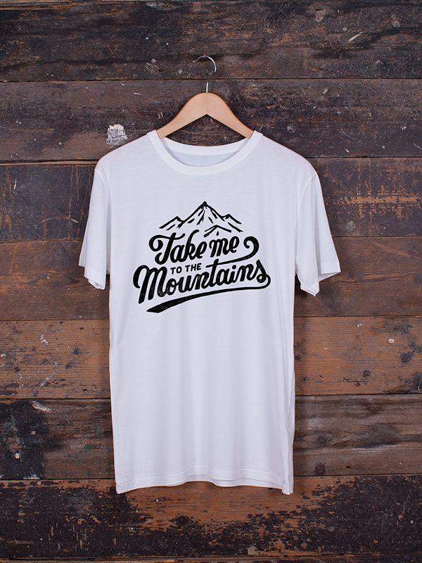 Minimalist t-shirt | Tshirt design ideas | Pinterest | Behance and ...