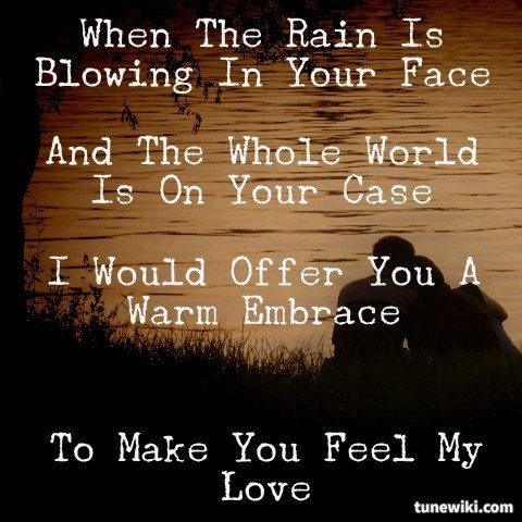 Make You Feel My Love By Garth Brooks This Song Brings Back Such