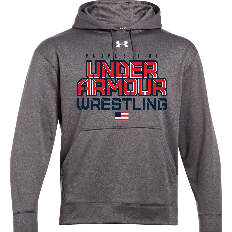 Under Armour Wrestling Hoodie