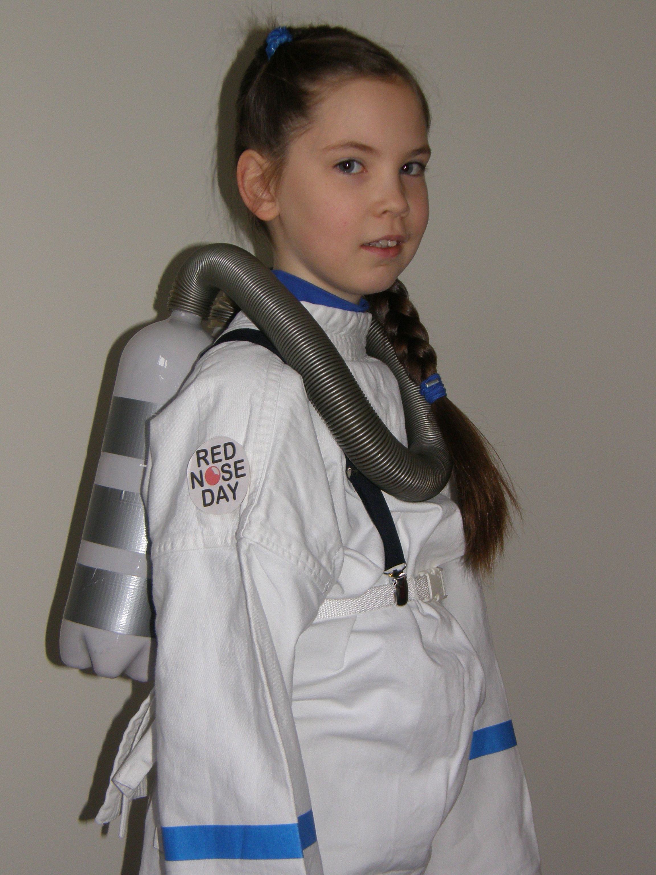 Woman jump astronaut costume pics about space for Female space suit