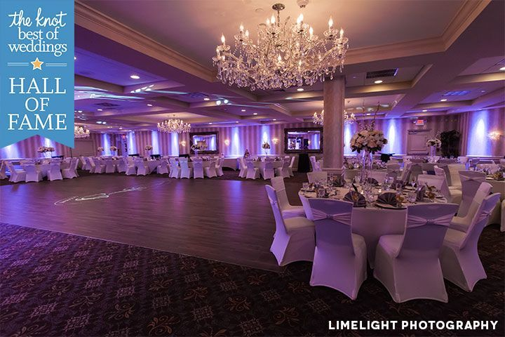 Sterling Ballroom at the DoubleTree Tinton Falls ...