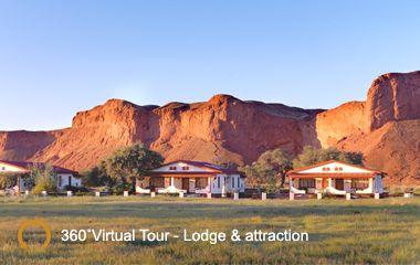 Namib Desert Lodge Virtual Tour