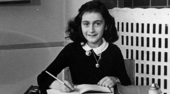 72 Years On The Fictional Afterlife Of Anne Frank Anne Frank Badass Women Anne
