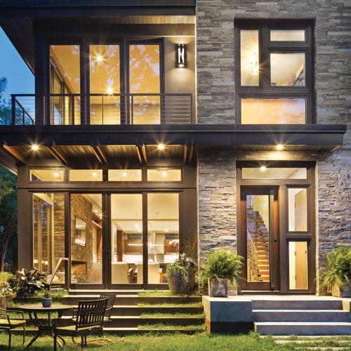 Modern Window Designs For Homes: Fiberglass Windows And Doors In 2019