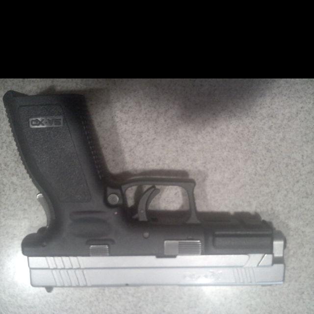 My first pistol