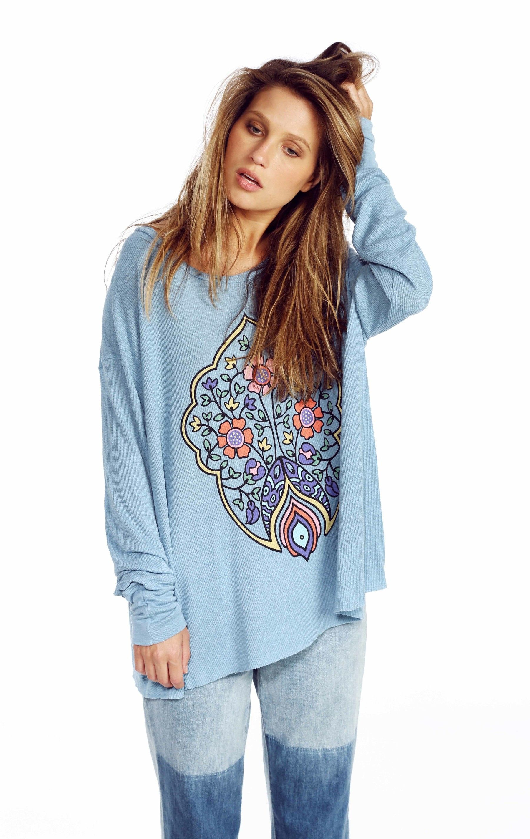 The Wildfox Moroccan Motif Effortless Thermal