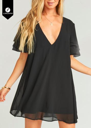 403757d378 Vestidos para mujer Limonni Novalee LI1825 Cortos elegantes en 2019 ...