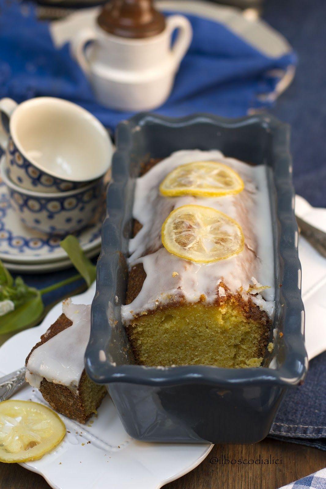 il bosco di alici: Lemon pound cakes di Martha Stewart
