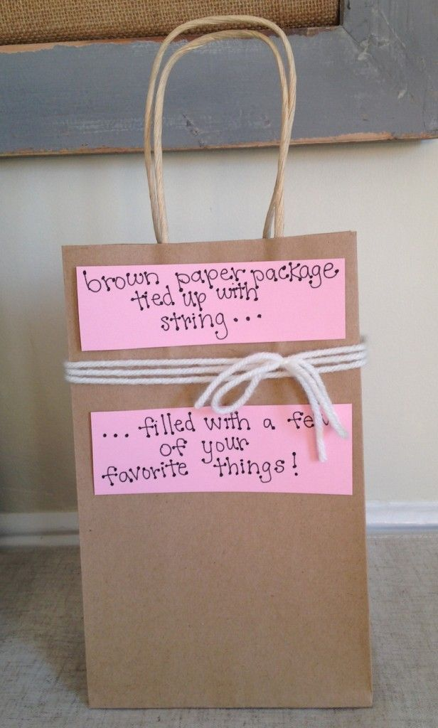 homemade valentines day gift bag idea for him the newlyweds cookbook - Last Minute Valentines Gifts For Him