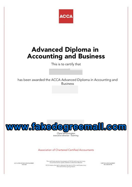 Fake Degree Buy Advanced Diploma In Accounting And Finance