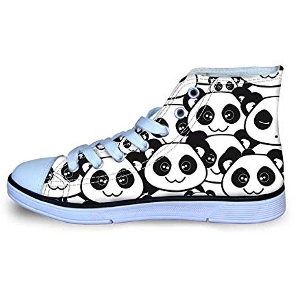 Canvas High Top Sneaker Casual Skate Shoe Boys Girls Tanzania Flag
