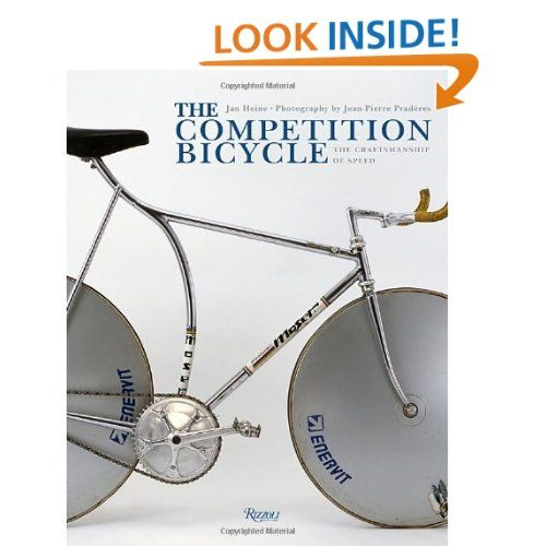 Jan Heine's The Competition Bicycle