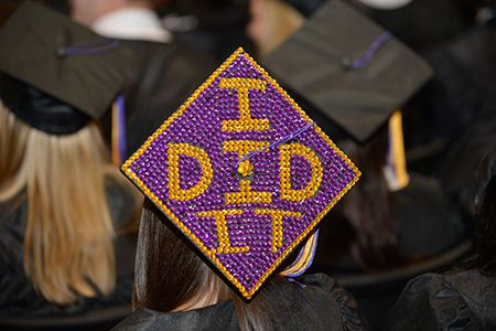 17 Best images about Graduation caps on Pinterest | Colleges, Grad ...