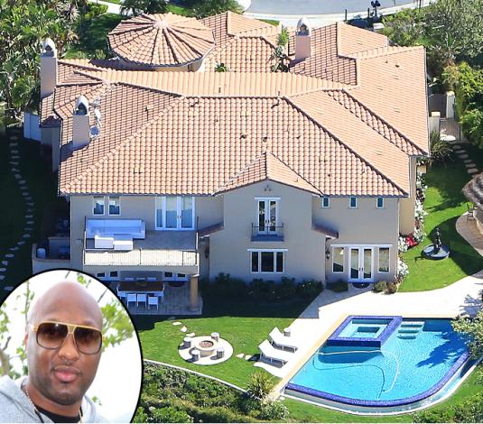Khloe Kardashian foots the bill for Lamar's posh new house in Calabasas? #khloekardashianhouse Khloe Kardashian foots the bill for Lamar's posh new house in Calabasas? #khloekardashianhouse