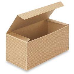 10 X 4 1 2 X 4 1 2 Kraft Gift Boxes 45 100 Count Kraft Gift Boxes Gift Box Kraft