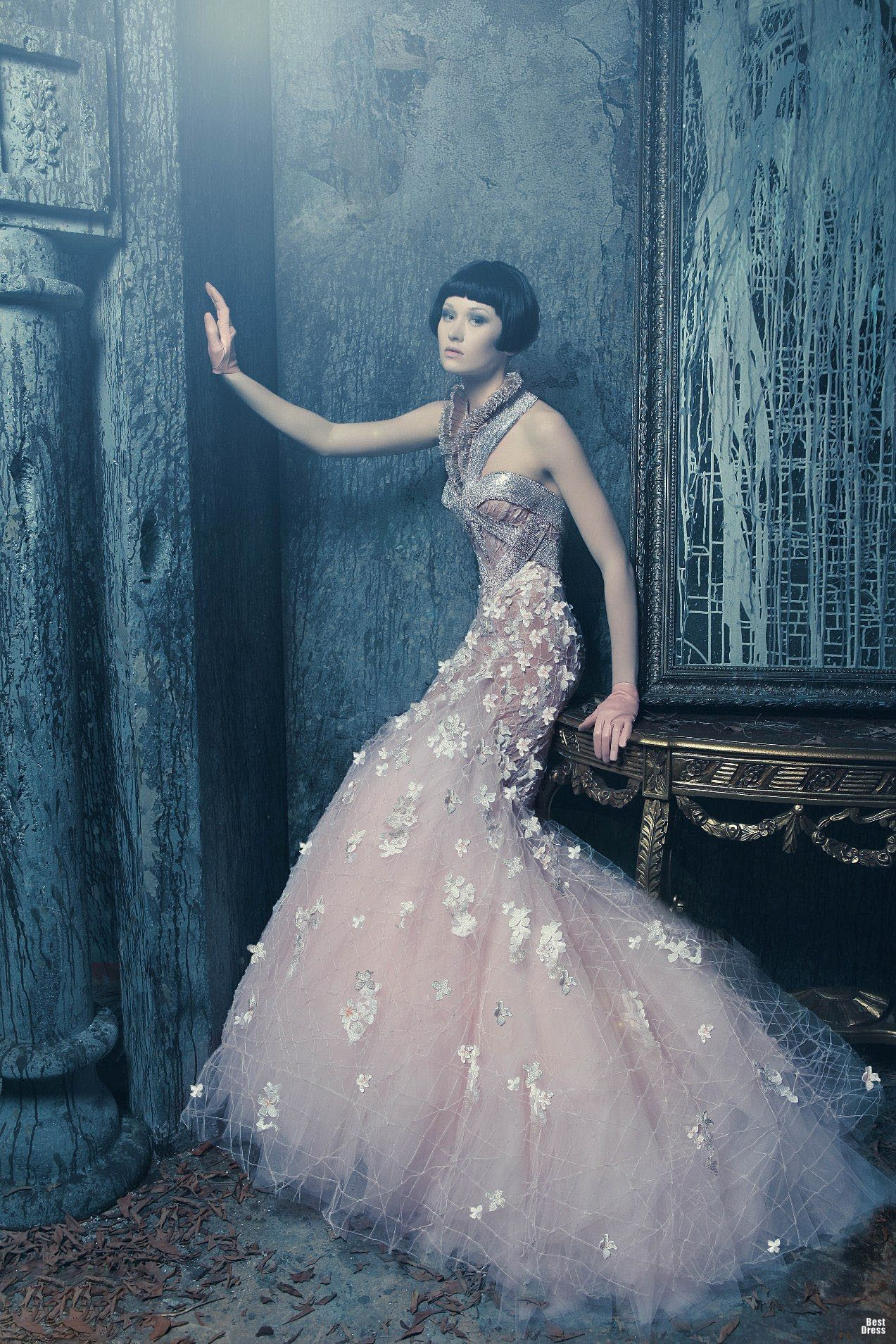 Where can i rent a wedding dress  Nicolas Jebran   My Style  Pinterest  Editorial Glamour and