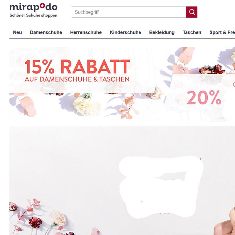 Gutschein Mirapodo 22 Rabatt Auf Damen Und Herrenschuhe In Der Mirapodo App Gutscheine Rabatt Coupons Gutschein Code