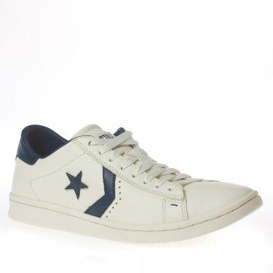 566e1267ec2d CONVERSE Sneaker Pro Leather Lp Ox Leather elfenbein marine EU 40 - http