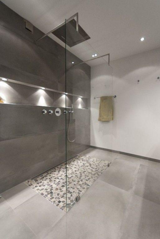 Interieur - Muur, Badkamer inspiratie en Badkamer