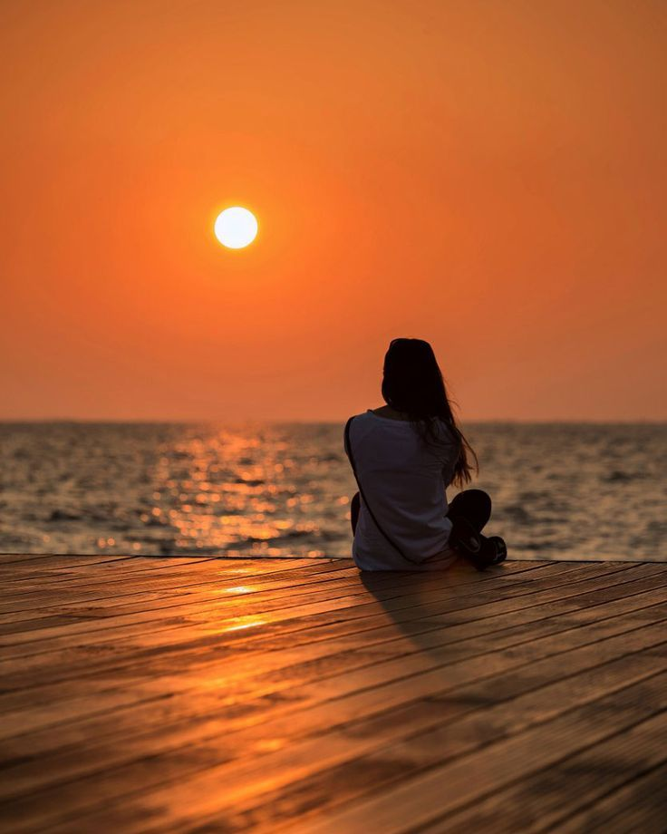 Vaizdo Rezultatas Pagal Uklaus Alone Girl Images Hd  Image  Beach Photography, Sunset, Photography-7297