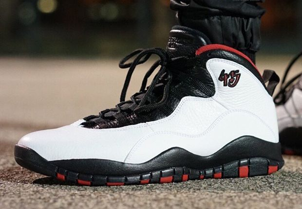 all air jordan 10 colorways yarn