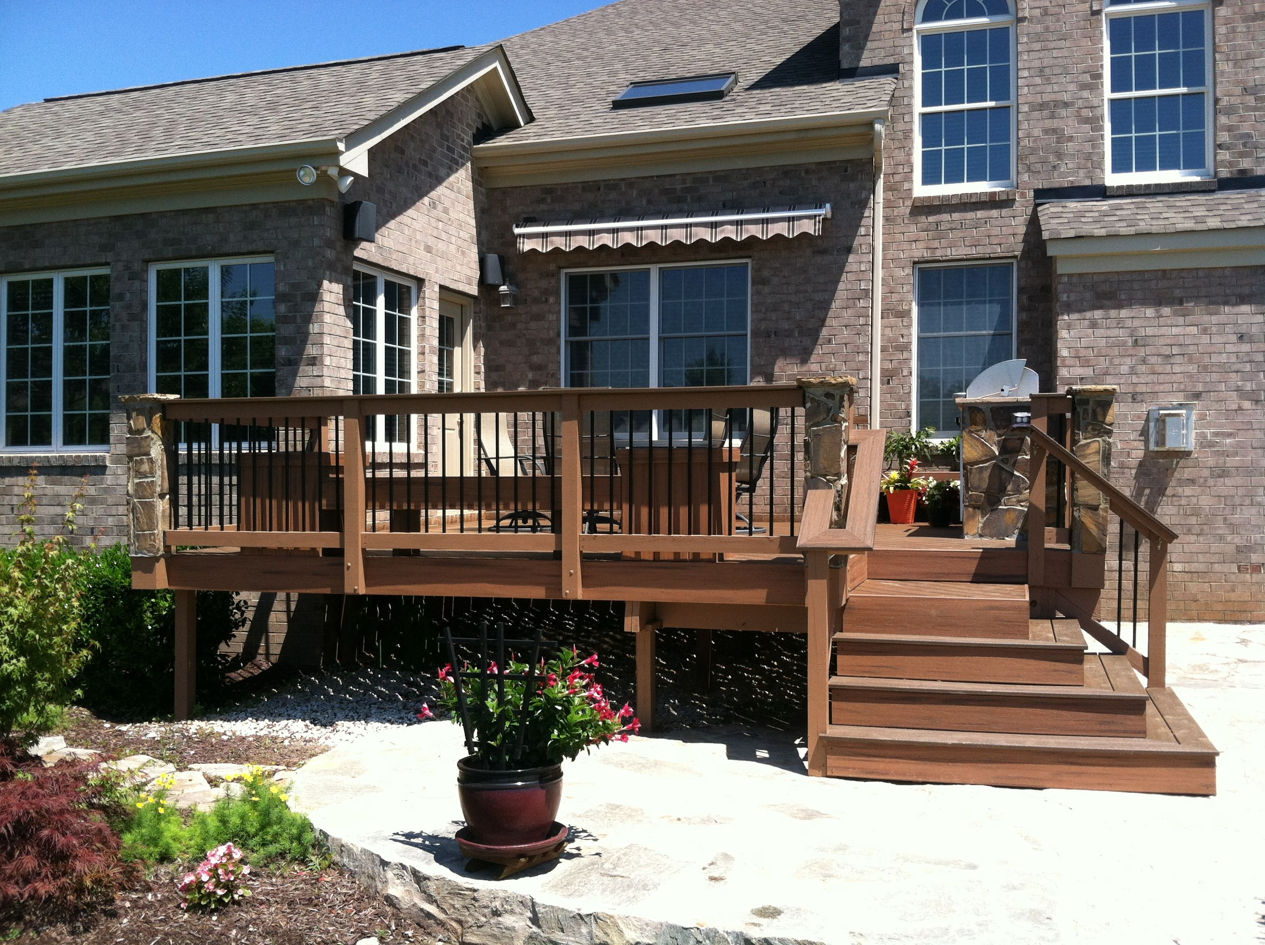 average square foot price for deck waterproofing,amish