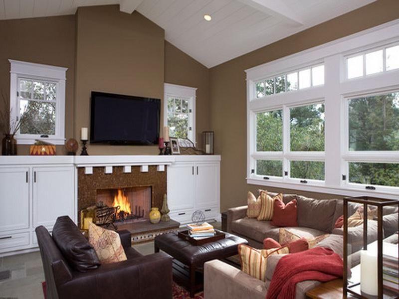 interior design living room colors - 1000+ images about built ins on Pinterest Built ins, Fireplaces ...