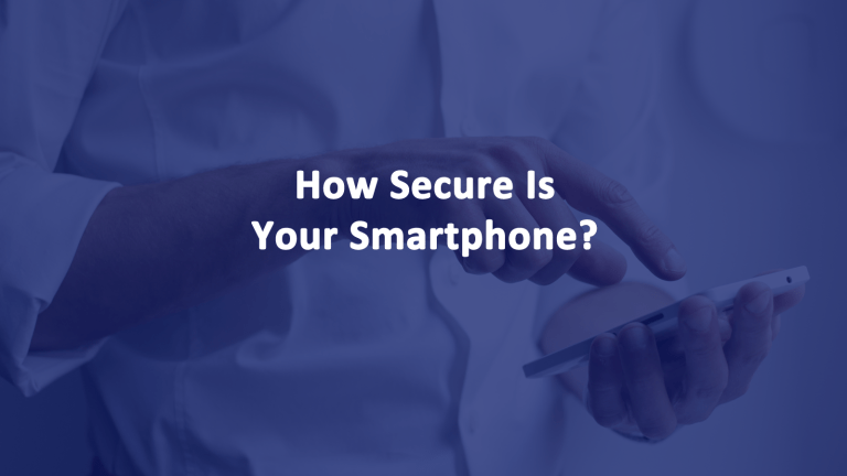 How Secure Is Your Smartphone? Smartphone, Private network
