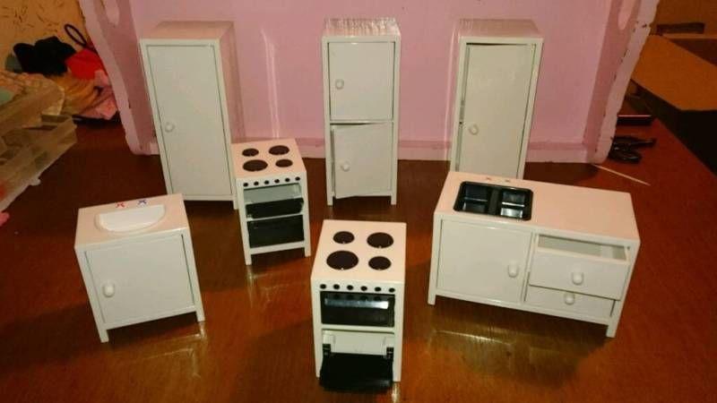 puppenm bel von ikea in einem sehr guten zustand ikea. Black Bedroom Furniture Sets. Home Design Ideas