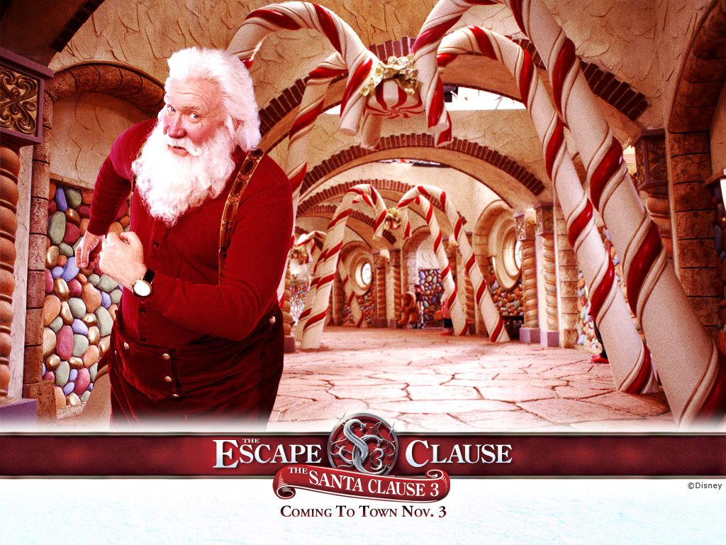 page tim allen in the santa clause the escape clause wallpaper 2 - Books About Santa Claus 2