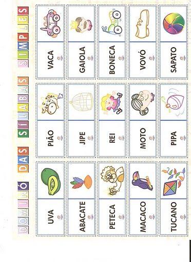 Jogos Para Alfabetizar O Jogo E Muito Divertido E Bom Para Ensinar Aproveite Para Apreciar Fazer Jogos Para Alfabetizar Jogos Pedagogicos Atividades